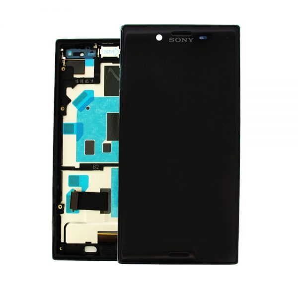 Genuine Sony Xperia X Compact Lcd with Digitizer Black