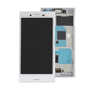 Genuine Sony Xperia X Compact Lcd Digitizer White