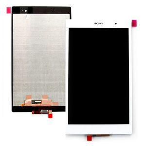 Genuine Sony Xperia Tablet Z3 Lcd with Digitizer White