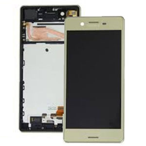 Sony Xperia X F5121 Lcd Screen Digitizer Frame Lime