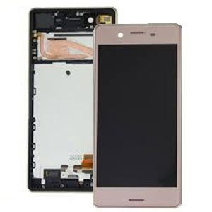 Genuine Sony Xperia X Lcd Screen with Digi and Frame Rose Gold
