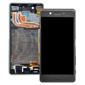 Genuine Sony Xperia X Performance Lcd Screen with Digitizer and Frame Black