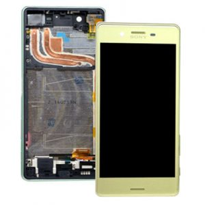 Sony Xperia X Performance Lcd Screen with Digitizer and Frame - Lime