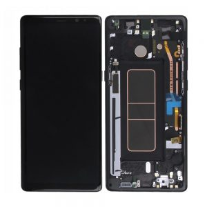 Genuine Samsung Galaxy Note8 Lcd Digitizer Black