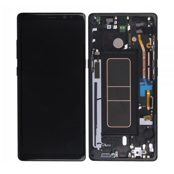 Genuine Samsung Galaxy Note 8 N950 LCD with Digitizer Black