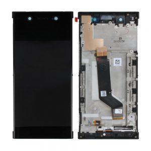 Genuine Sony Xperia XA1 Lcd with Digitizer black