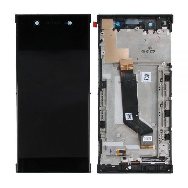 Genuine Sony Xperia XA1 Lcd with Digitizer black