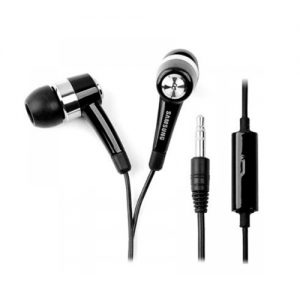 Genuine Samsung Galaxy S2 i9100 Stereo Handsfree Black