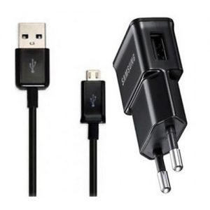 Genuine Samsung Galaxy S2 Euro Charger Mains Charger Black 10pcs