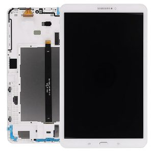 Genuine Samsung Galaxy Tab A 10.1 (2016) SM-T585 Lcd Digitizer White