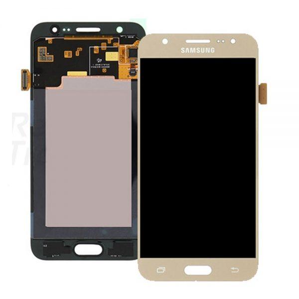 Genuine Samsung Galaxy J5 J510 2016 SuperAmoled Lcd Screen Digitizer Gold