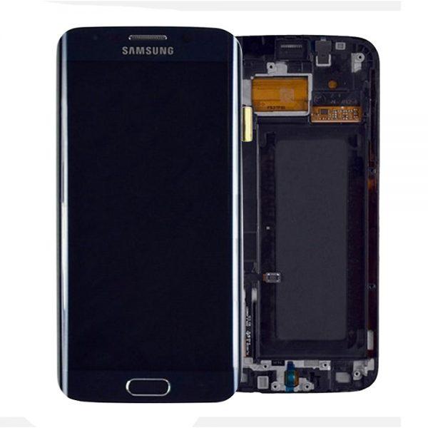 Genuine Samsung Galaxy S6 Edge+ Plus G928F SuperAmoled Lcd Screen with Digitizer Black