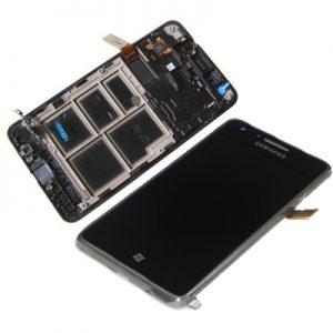 Genuine Samsung Omnia M S7530 Lcd Screen with Digitizer GH97-13708A Black