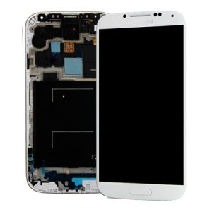 Genuine Samsung Galaxy S4 LTE PLUS i9506 SuperAmoled Screen Digitizer White