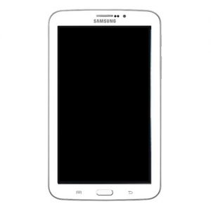 Genuine Samsung Galaxy Tab3 7.0 P3210 T210 Lcd Screen with Digitizer Wi-Fi Version White