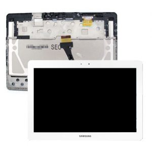 Genuine Samsung Galaxy Tab 10.1 P5100 Lcd Screen with Digitizer White