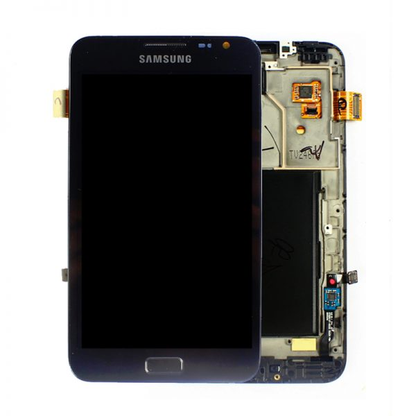 Genuine Samsung Galaxy Note i9220 N7000 Complete SuperAmoled Lcd Digitizer Black