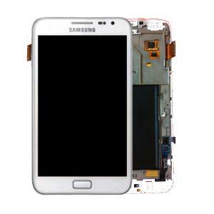 Genuine Samsung Galaxy Note i9220 N7000 Lcd Digitizer White