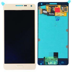 Genuine Samsung Galaxy A5 2017 A520 SuperAmoled Lcd Screen Digitizer Gold