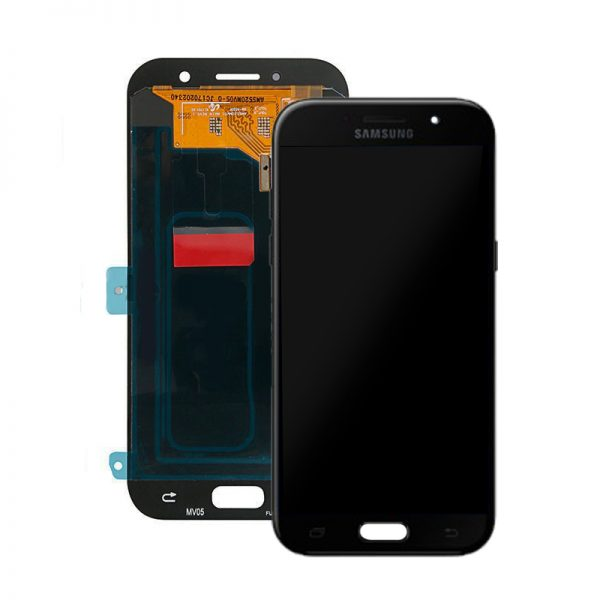 Genuine Samsung Galaxy A5 2017 A520 SuperAmoled Lcd Screen Digitizer Black