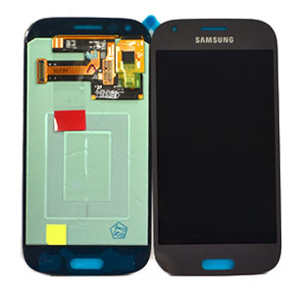 Genuine Samsung Galaxy Ace 4 Complete SuperAmoled Lcd Screen Digitizer Black