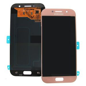 Genuine Samsung Galaxy A5 2017 A520 SuperAmoled Lcd Screen Digitizer Pink