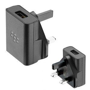 Genuine Blackberry Main Head Plug 850mAh ASY-46444-003 Black