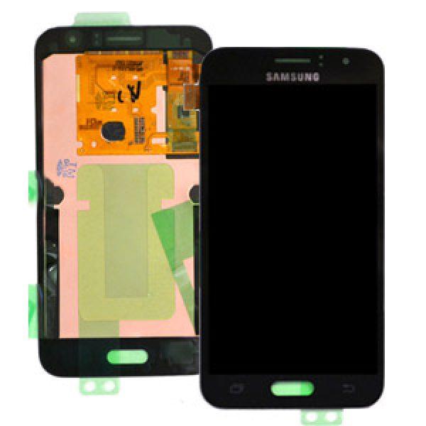 Samsung Galaxy J1 2016 SM-J120 SuperAmoled Lcd Screen Digitizer Black