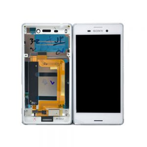 Genuine Sony Xperia M4 Aqua Lcd with Digitizer White