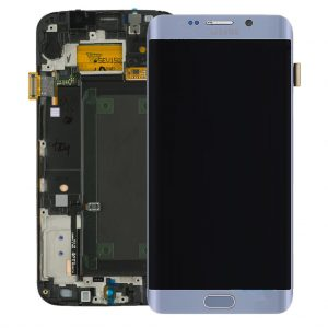 Samsung Galaxy S6 Edge Plus G928F Screen with Digitizer Silver GH97-17819D