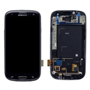 Genuine Samsung Galaxy S3 i9300 SuperAmoled Lcd Screen Digitizer Black