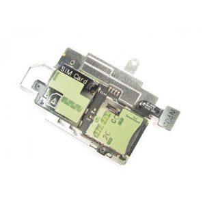 Genuine Samsung Galaxy S3 i9300 Sim Card Reader Memory Card Reader Flex