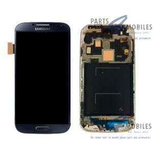 Genuine Samsung Galaxy S4 LTE i9505 SuperAmoled Lcd Screen Digitizer Black Mist