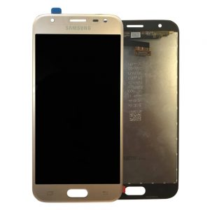 Genuine Samsung Galaxy J330 J3 Pro 2017 SuperAmoled Lcd Screen With Digitizer Gold
