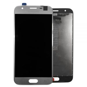 Genuine Samsung Galaxy J330 J3 Pro 2017 SuperAmoled Lcd Screen With Digitizer Silver