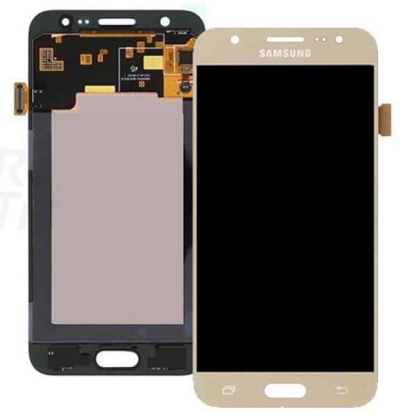 Genuine Samsung Galaxy J5 J500F SuperAmoled Lcd Screen Digitizer Gold