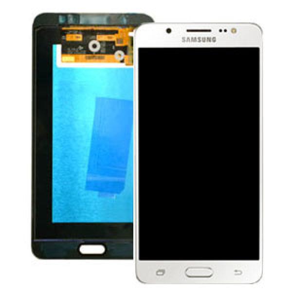 Genuine Samsung Galaxy J7 J710F 2016 SuperAmoled Lcd Screen Digitizer White