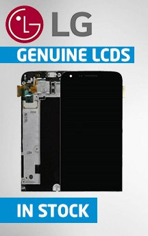 LG Genuine LCD Screens in Stock