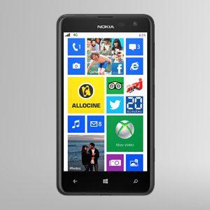 Nokia Lumia 625 LCD