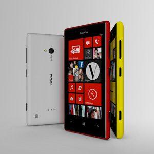 Nokia Lumia 720 LCD