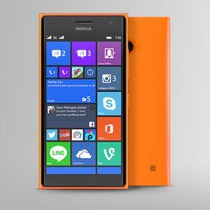 Nokia Lumia 730 LCD