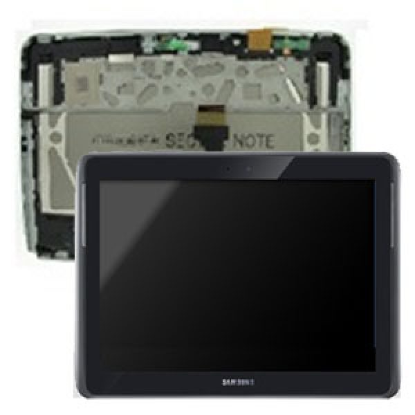 Genuine Samsung Galaxy Note 10.1 N8000 Lcd Screen with Digitizer Grey