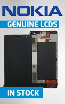 Genuine Nokia LCD Screens in Stock