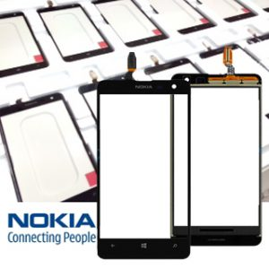 Genuine Nokia Lumia 625 Touch Screen Digitizer Black