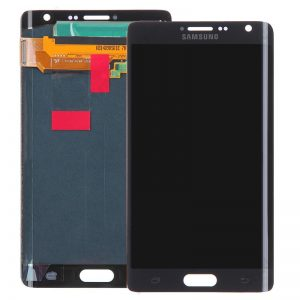 Genuine Samsung Galaxy Note4 Edge N915F SuperAmoled Screen Digitizer Black