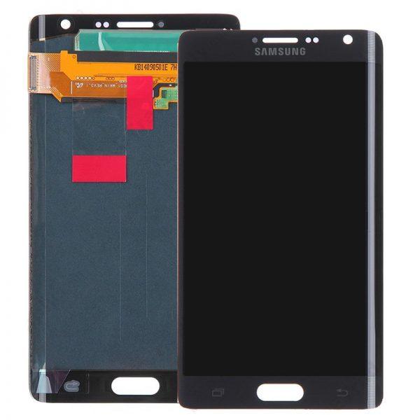 Genuine Samsung Galaxy Note4 Edge N915F SuperAmoled Screen Digitizer Black
