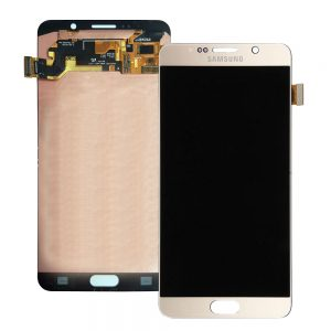 Genuine Samsung Galaxy Note 5 SM-N920 SuperAmoled Lcd Screen with Digitizer