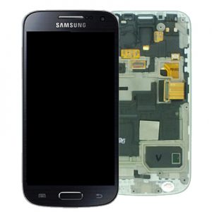 Genuine Samsung Galaxy S4 Mini i9195 SuperAmoled Lcd Screen Digitizer Black Mist Fully Refurbished