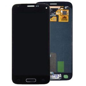 Genuine Samsung Galaxy S5 Mini G800F SuperAmoled Lcd Screen Digitizer Gold