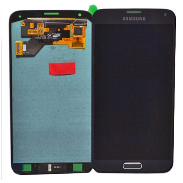 Samsung Galaxy S5 Neo SM-G903F Screen with Digitizer Genuine Black GH97-17787A